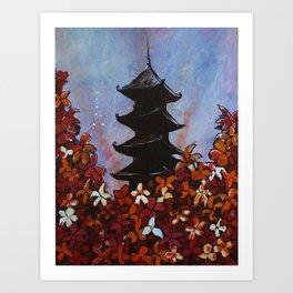 bagoda Art Print