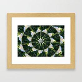 Bouquet for you :) Framed Art Print