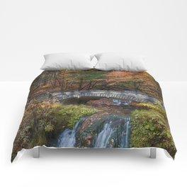 the Stone Bridge Comforters