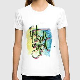 A spell T-shirt