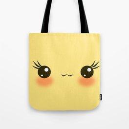 Kawaii Sunny Bright Tote Bag