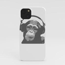 DJ MONKEY iPhone Case