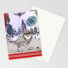 Department Store Saga Stationery Cards