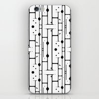 birch iPhone & iPod Skins featuring Birch by Cosmos Creative