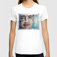 stephen king T-shirts featuring Stephen Hawking by Michael Cu Fua