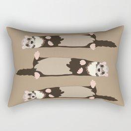 ferrets Rectangular Pillow