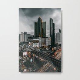 Bangkok 13 Metal Print