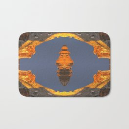 Sacred Mountains Bath Mat