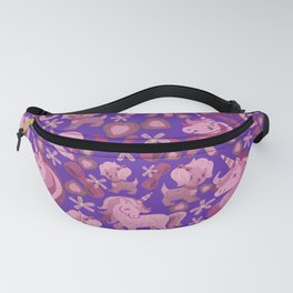 Unicorns and Puppies Fanny Pack