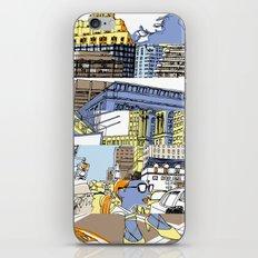 NY Stripes iPhone & iPod Skin