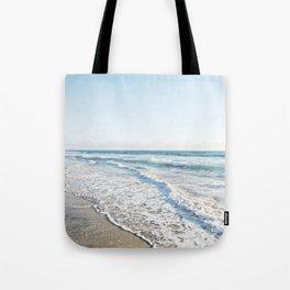 San Diego Waves Tote Bag