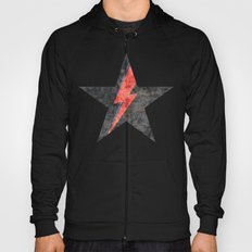 BlackStarMan (waiting in the sky) Hoody