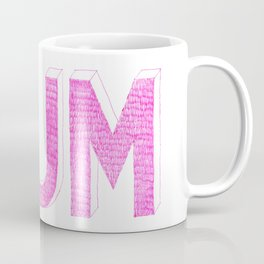 GUM BIRO DRAWING Coffee Mug