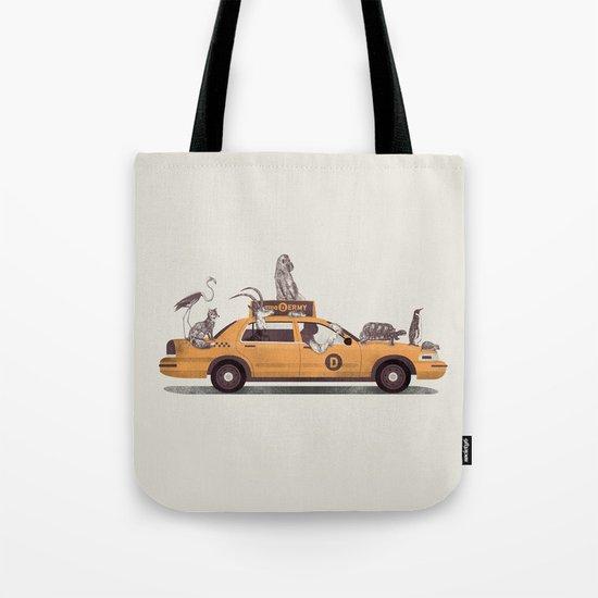 1-800-TAXIDERMY Tote Bag