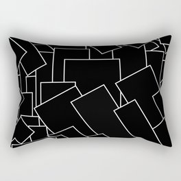 Urban Life Rectangular Pillow