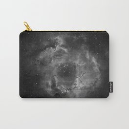 Stars and Space Dust B&W Carry-All Pouch