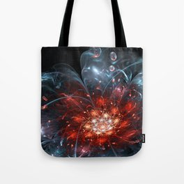 Just a splash Tote Bag