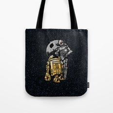 Daft Droids Tote Bag
