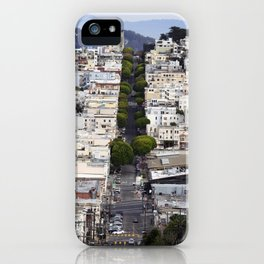 S.F. Living iPhone Case