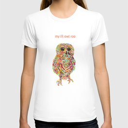 Lil roo Owl T-shirt