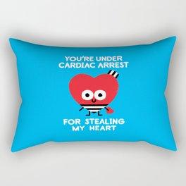Aww Enforcement Rectangular Pillow
