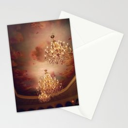 A Castle Date Stationery Cards