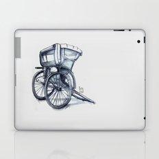 rickshaw Laptop & iPad Skin