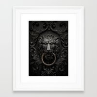 narnia Framed Art Prints featuring Narnia by Robert Sewell