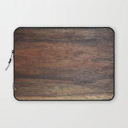 Walnut Laptop Sleeve