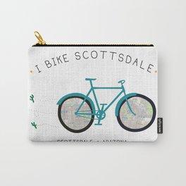 Scottsdale, Arizona by I Bike Carry-All Pouch