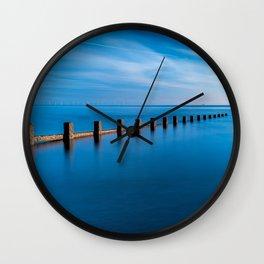 The Last Posts Wall Clock