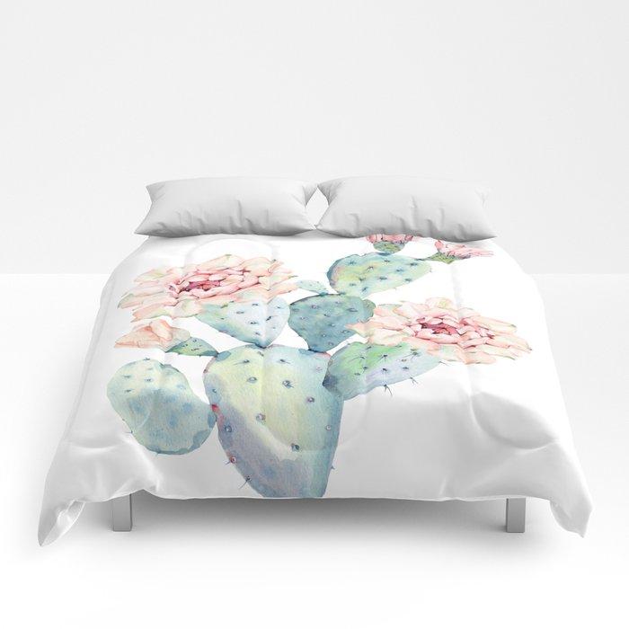 The Prettiest Cactus Comforters