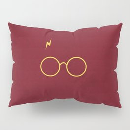 Harry Glasses Pillow Sham