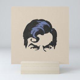 Man of Steel Mini Art Print