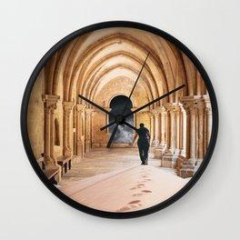 Destiny of the  man Wall Clock
