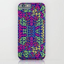 """""""Glitch"""" series #9 iPhone Case"""