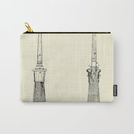 Paint Brushes-1868 Carry-All Pouch