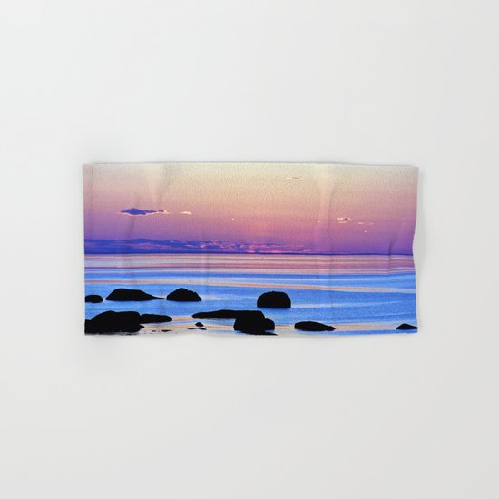 Remembering the Sunset Hand & Bath Towel