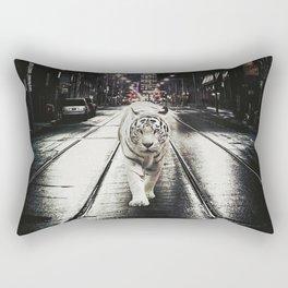 Night Watcher Rectangular Pillow
