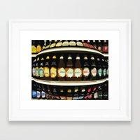 beer Framed Art Prints featuring Beer by Jose Luis