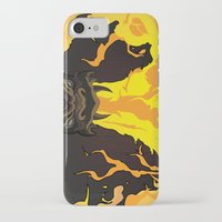 dungeons and dragons iPhone & iPod Cases featuring DUNGEONS & DRAGONS - INTRO by Zorio