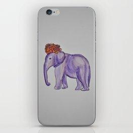 stylish elephant iPhone Skin