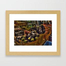 Eataly Framed Art Print