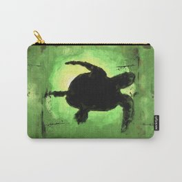 Go Diving! - Turtle Carry-All Pouch