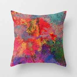 Sudz Grape Throw Pillow