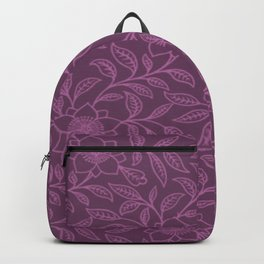 Bodacious Lace Floral Backpack