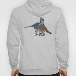 Mordecai and Rigby Hoody