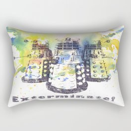 Daleks From Doctor Who Rectangular Pillow