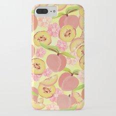 Peaches iPhone 7 Plus Slim Case