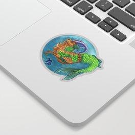 Capicorn Sticker